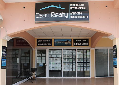 OSAN REALTY real estate agency