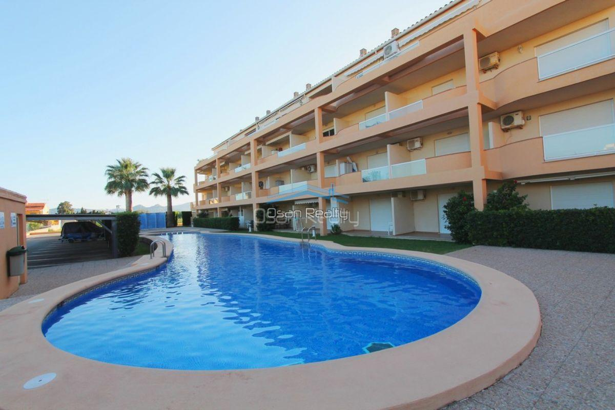 Flat for sale in Denia near the beach 11897