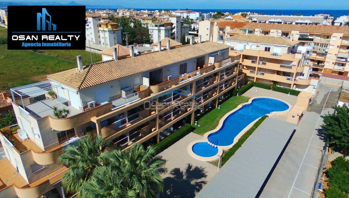 Flat for sale in Denia near the beach 11899