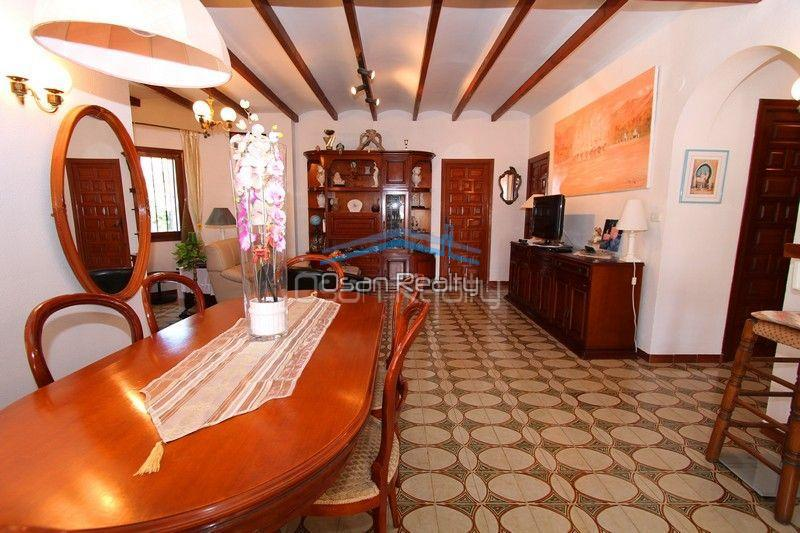 Villa for sale in Els Poblets, first line 13800