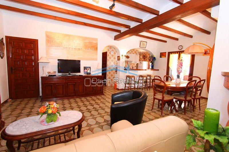 Villa for sale in Els Poblets, first line 13806