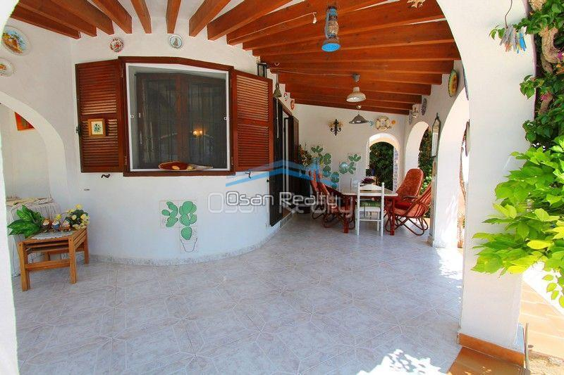 Villa for sale in Els Poblets, first line 13807