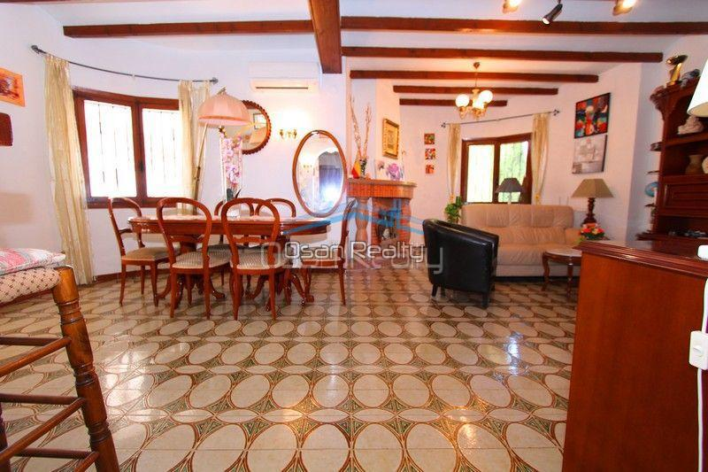 Villa for sale in Els Poblets, first line 13817
