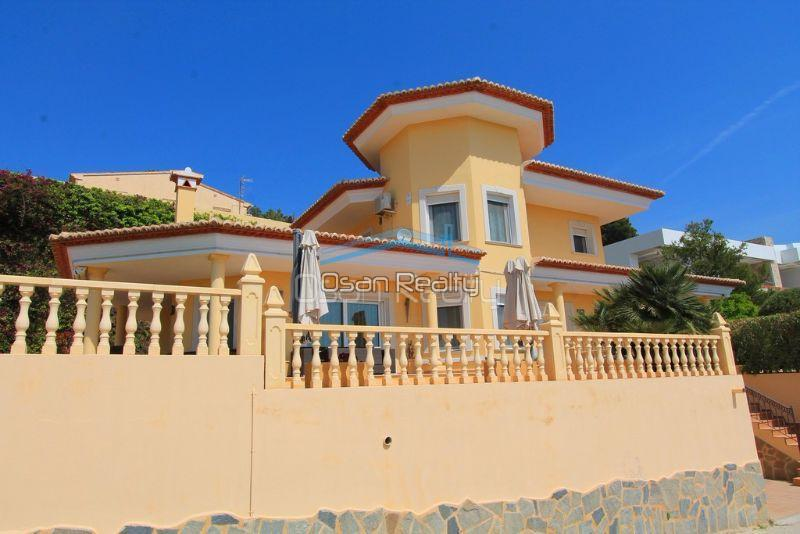 Villa for sale in Calpe 14520
